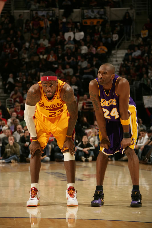 free essay on lebron james vs kobe bryant