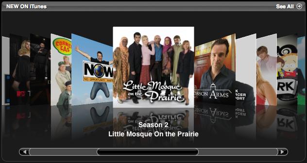 Итак, какие сериалы смотрим?