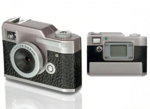 Ретро-фотокамера от Philips
