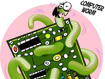 Сетевой червь Conficker оказался вымогателем