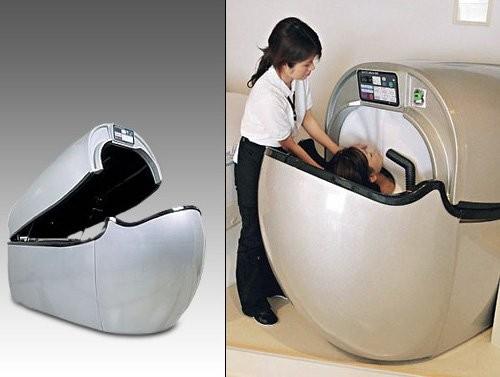 Японцы создали стиральную машину для человека