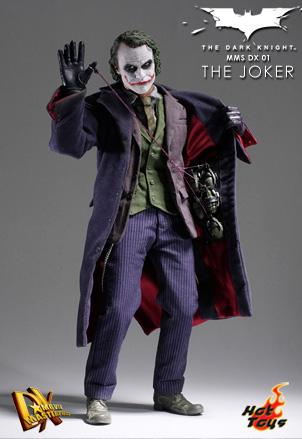 Пугающая симметрия или Джокер от Hot Toys