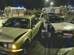 """""""Бермудский треугольник"""" в Минске"""