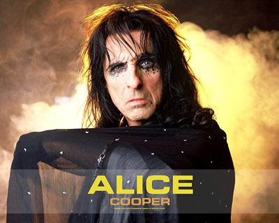 30 чэрвеня - Alice Cooper