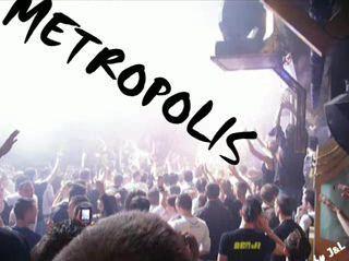 Сеть клубов Metropolis во Франции, место рождения Tecktonik