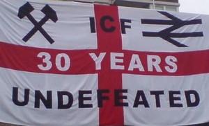 Самые известные группировки футбольных хулиганов в Англии