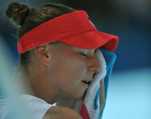 Теннисистки