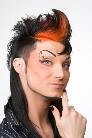 Новый стиль солиста Tokio Hotel