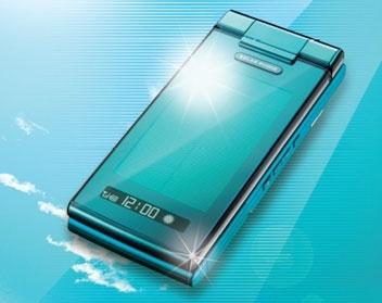 Новый телефон от KDDI и Sharp
