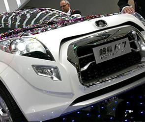 Китайцы показали конкурента BMW X5