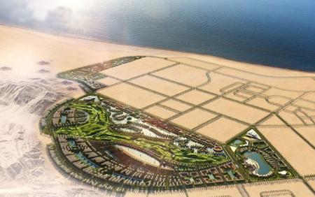 Самый большой бассейн в мире построят в египетской пустыне