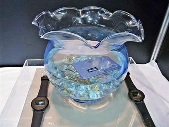 Создан водонепроницаемый OLED-экран