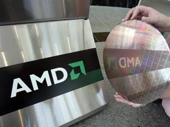 AMD выпустит 16-ядерный процессор в 2011 году