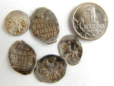 Монетные истории