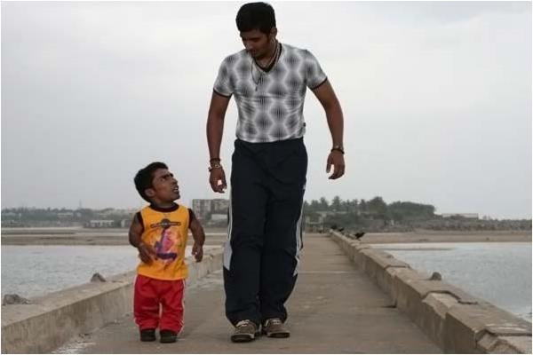 Самый маленький актер в мире