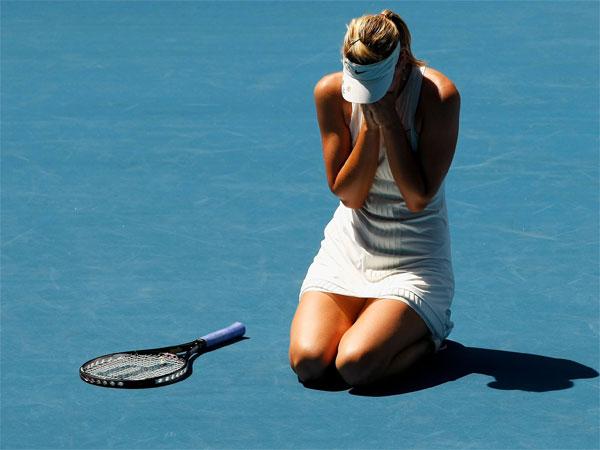 Королева тенниса Мария Шарапова