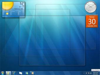 Почти готовую Windows 7 раздадут бесплатно на год