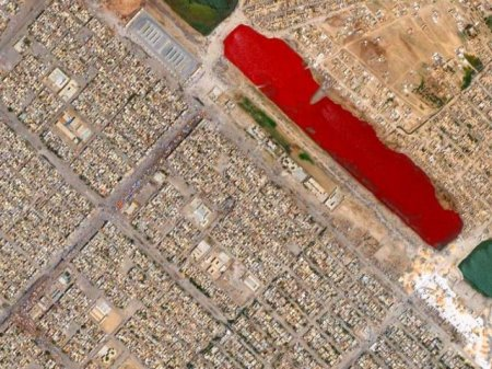 В недрах Google Earth