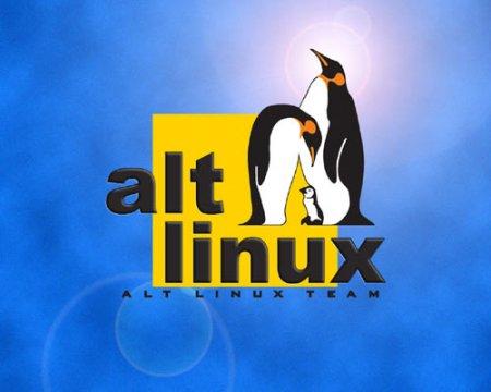 ALT Linux 4.1 Desktop