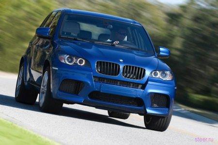 Кроссоверы BMW – самые быстрые!