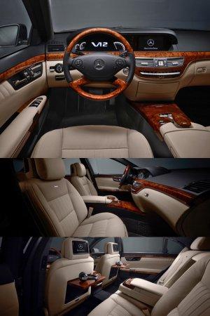 Королевская пластика: Компания Mercedes обновила успешный седан S-класса