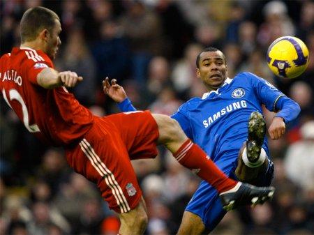 Ливерпуль - Челси (1:3)   08.04.2009
