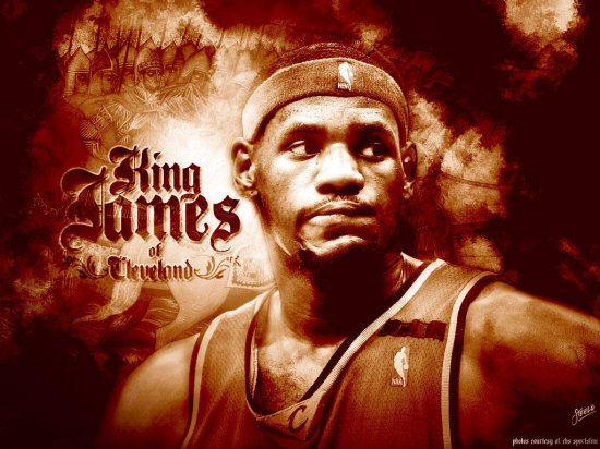 LeBron James (ЛеБрон Джеймс)