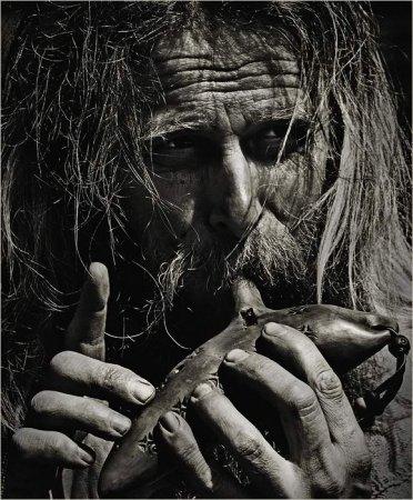 Работы белорусского фотографа Виктора Раковича. Портреты