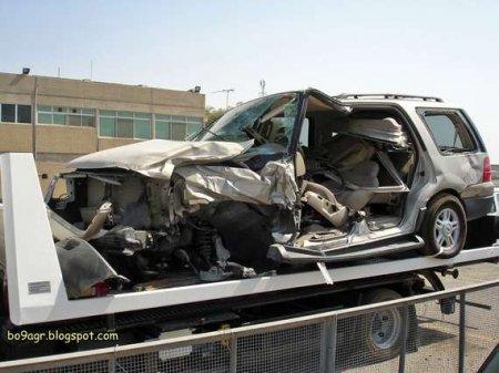 Аварии в Кувейте