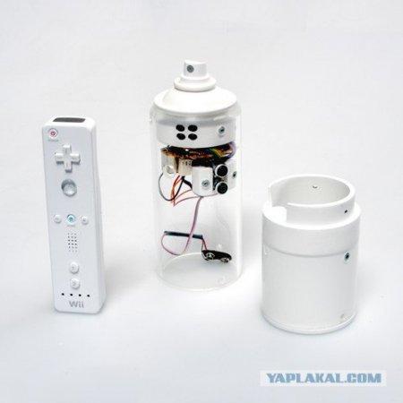 Wii-спрей (6 фото+видео)
