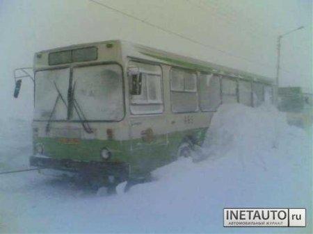 Зима и авто (19 фото)