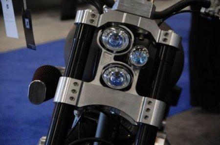 Мототерминаторы «оживают» на автошоу в Нью-Йорке