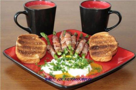 Завтрак. Доброго утра всем!