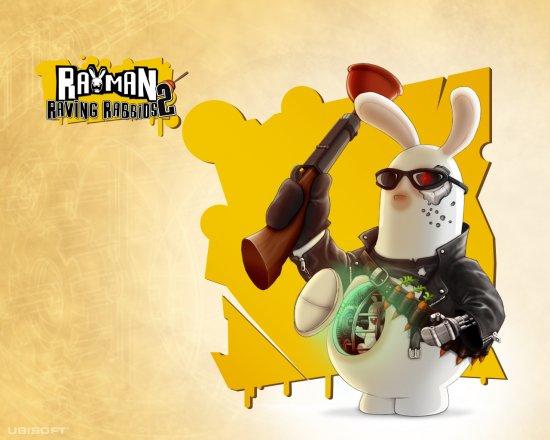 Rayman Raving Rabbits