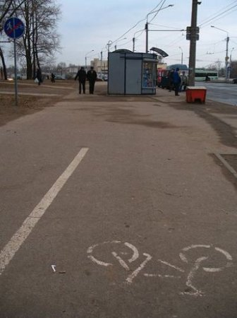 """ГАИ начала """"охоту"""" на велосипедистов"""