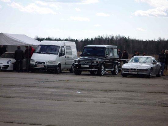 Открытие драгрейсинга Быхов'2009