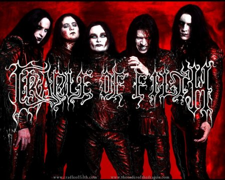 ������� ��������� ������� Cradle of Filth �� ������� � �����