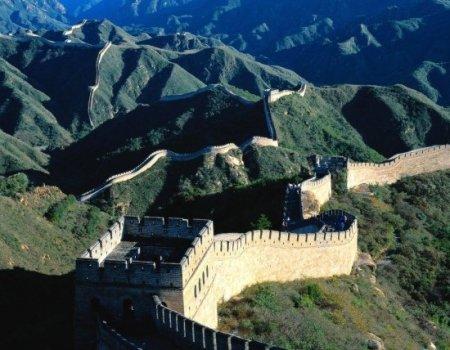 Китайская Великая Стена больше, чем считалось