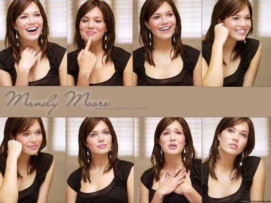 Mandy Moore (Актриса и певица)