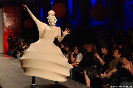 Невероятная мода