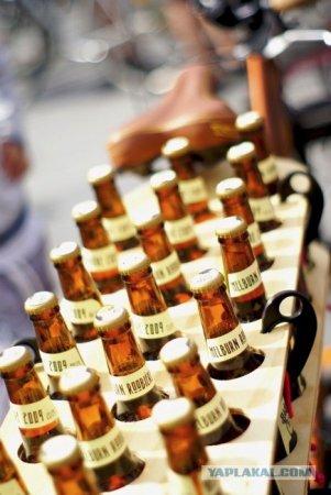 Велосипед для пива