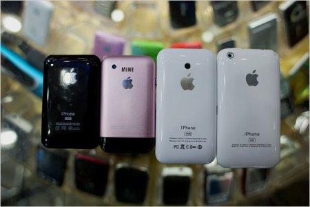 Темная сторона мира iPhone