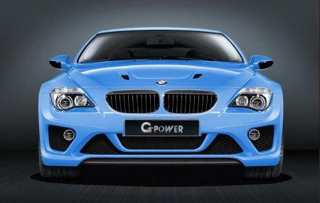G-Power Hurricane CS - самое быстрое купе BMW