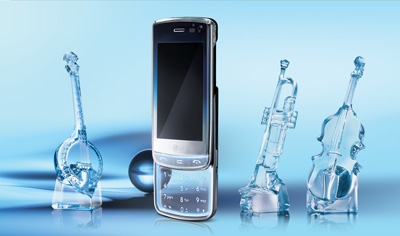 Preview: LG GD900 Crystal, ������ ������� � ���������� �����������.
