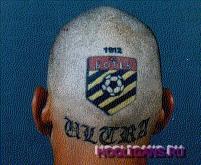 Татуировки Футбольных Хулиганов -2-