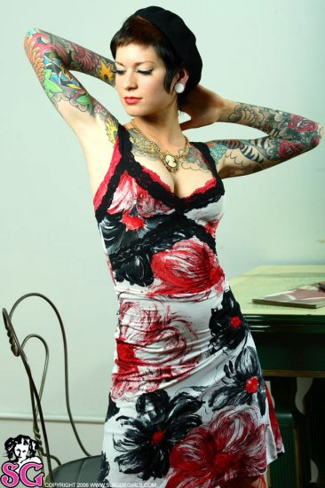Suicide Girls. Part 5