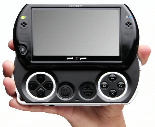 Раскрываем тайны консоли-слайдера PSP Go