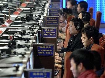 Китай заблокировал Twitter, Hotmail и YouTube