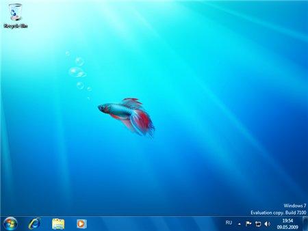 Windows 7 : Официальный релиз Windows 7 намечен на 22 октября