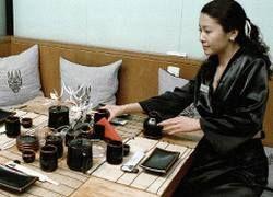 """В Японии появилась сеть """"почти бесплатных"""" кафе"""